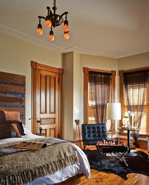 Guest room at Made INN Vermont - MADE INN VERMONT