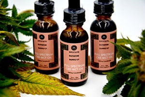Full Spectrum CBD MCT Oil - UPSTATE ELEVATOR SUPPLY COMPANY
