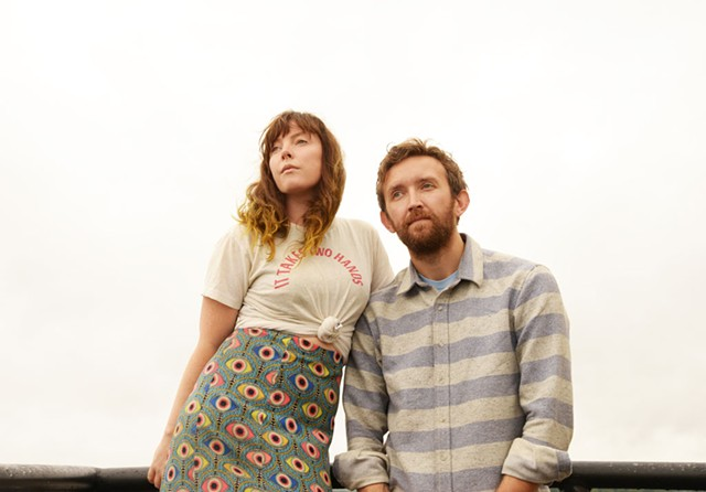 Sylvan Esso - COURTESY PHOTO