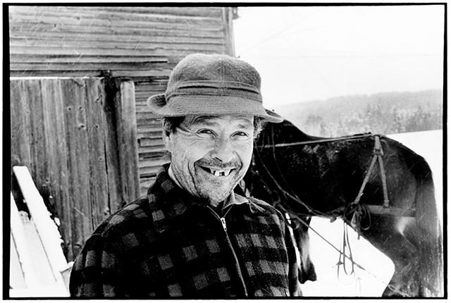 Ernie Wheeler, Plainfield, 1969 - ETHAN HUBBARD