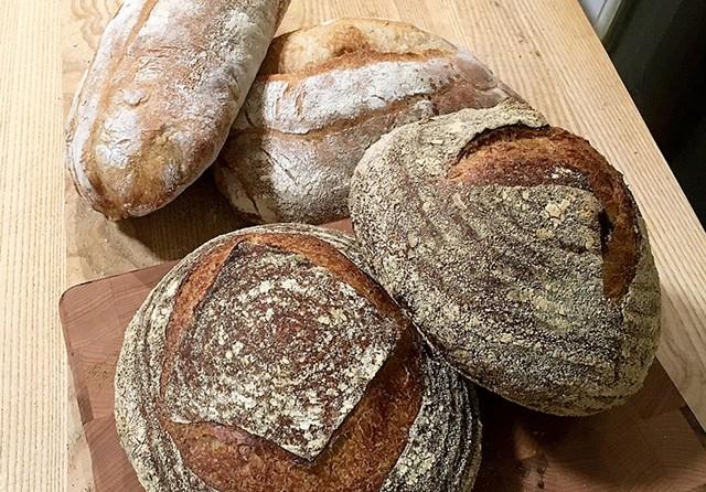 Knead Bakery bread - COURTESY OF KNEAD BAKERY