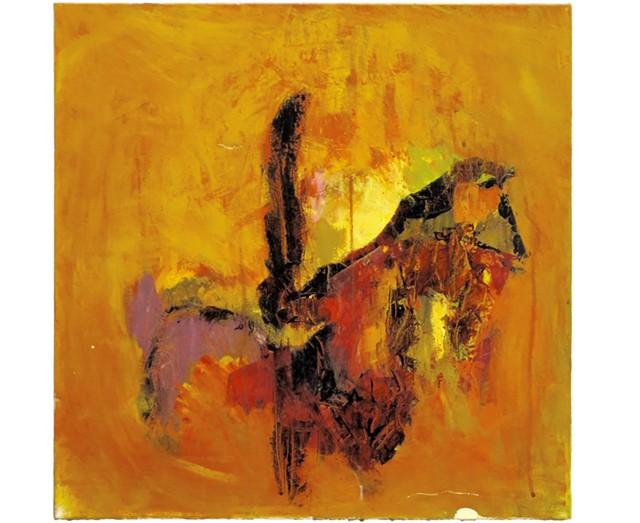 """""""Tribal Dance"""" by Rueben Vidrio - MATTHEW THORSEN"""