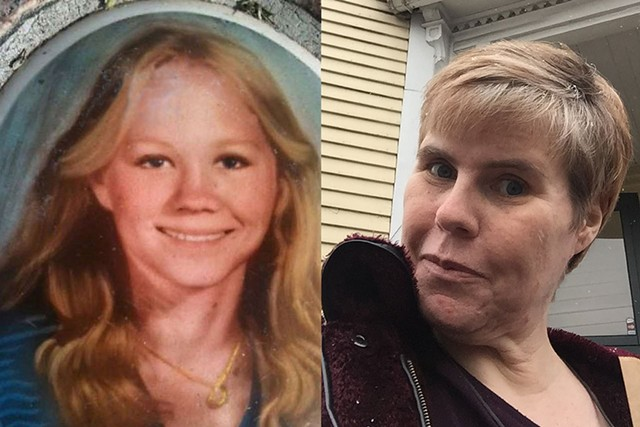 Left, Suzanne Arlene Bombardier, right, Jennifer Kathleen Gibbons. - COURTESY: JENNIFER KATHLEEN GIBBONS