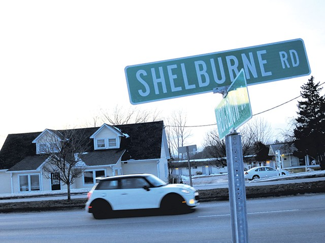 Harbor Place in Shelburne - FILE: MATTHEW THORSEN