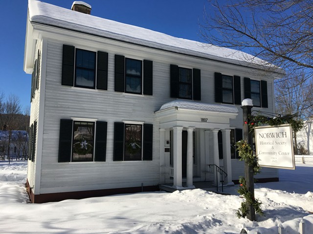 Norwich Historical Society and Community Center - DAN BOLLES