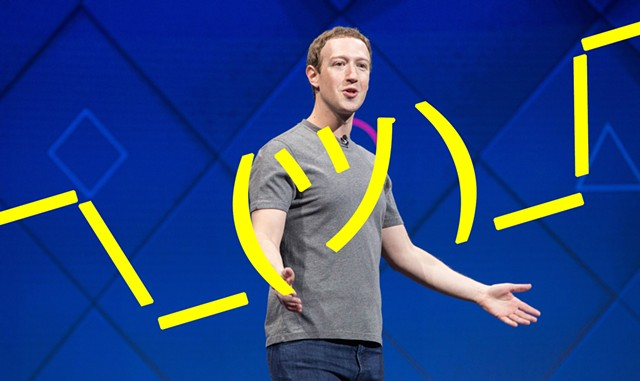 Why, Mark Zuckerberg? Why? - ANTHONY QUINTANO/ANDREA SUOZZO