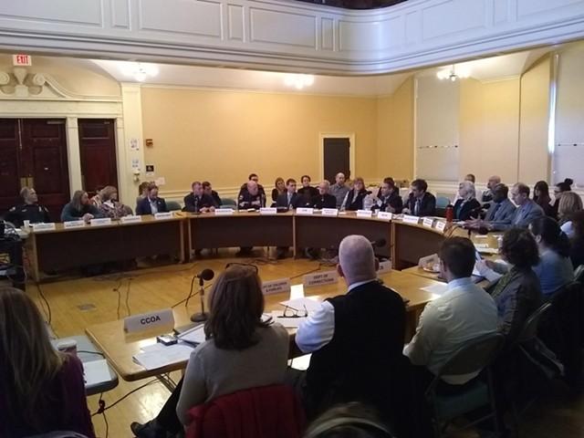 The CommunityStat meeting - KATIE JICKLING