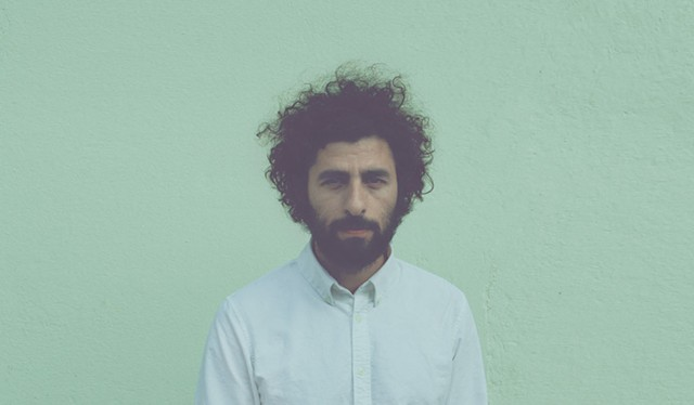 José  González performs on Tuesday, February 6, at the Hopkins Center for the Arts at Dartmouth College in Hanover, N.H. - COURTESY OF MALIN JOHANSSON