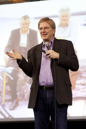 Rick Steves - MARK NEYENS