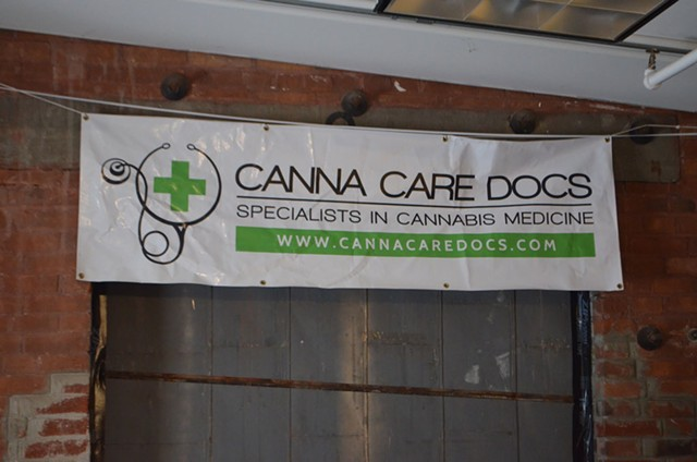 Canna Care Docs in Burlington - SASHA GOLDSTEIN