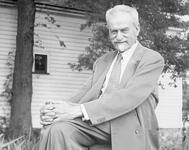 Richard Stoehr - COURTESY OF NATHANIEL LEW