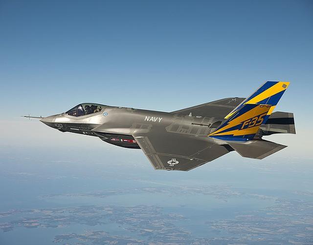An F-35