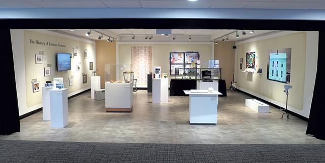 Champlain College Art Gallery - MATTHEW THORSEN