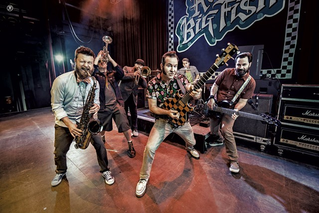 Reel Big Fish - COURTESY OF JONATHAN THORPE