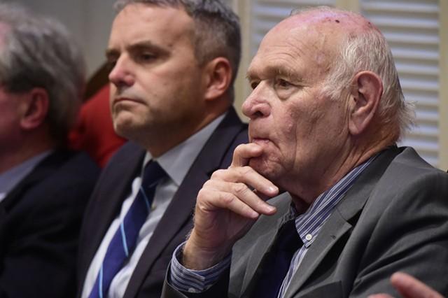 Sen. Dick Sears - JEB WALLACE-BRODEUR