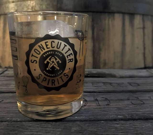 Stonecutter's Heritage Cask Whiskey - COURTESY OF STONECUTTERS SPIRTIS
