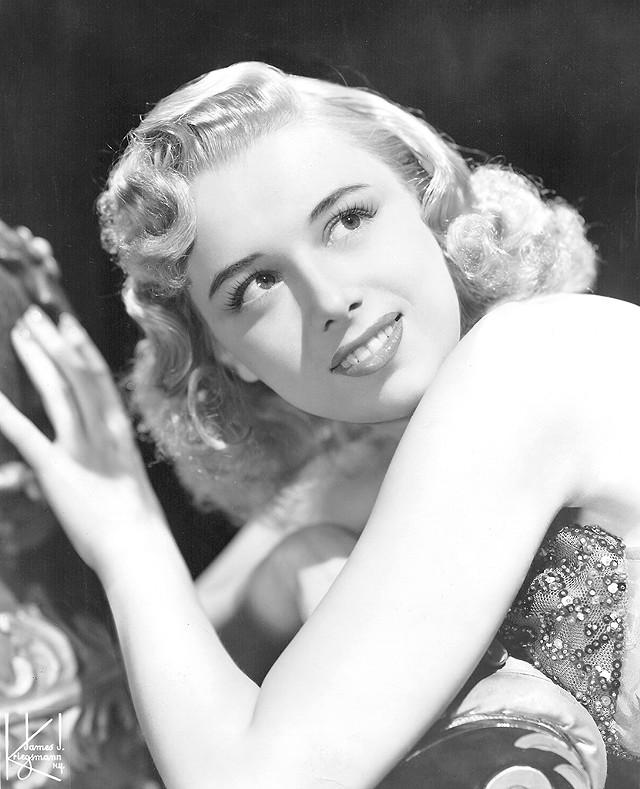 Eleonora Stein publicity photo, circa 1951 - COURTESY OF ELEONORA STEIN