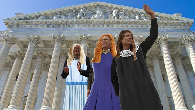 Sen. Beatrice Sanders, Sen. Patricia Leahy and Rep. Penelope Welch - DREAMSTIME | JOHN WALTERS | BRYAN PARMELEE
