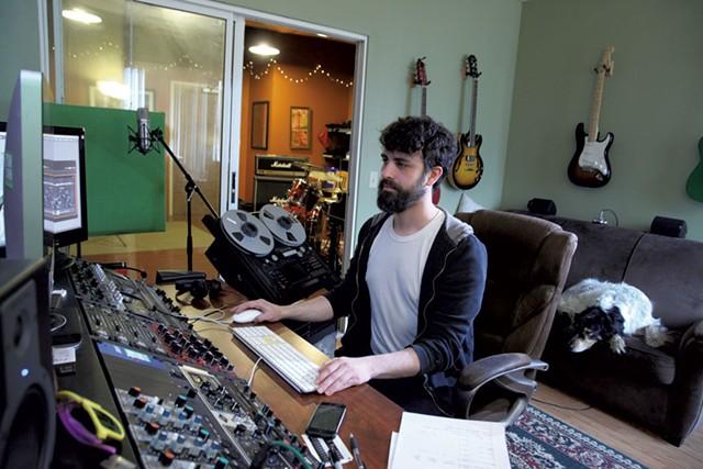 Ryan Cohen of Robot Dog Studio - MATTHEW THORSEN
