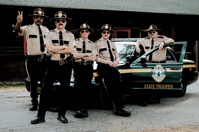 Super Troopers - COURTESY OF JON PACK/TWENTIETH CENTURY FOX