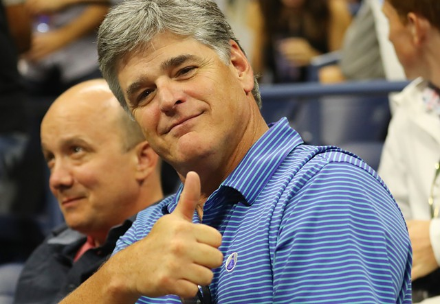 Sean Hannity - DREAMSTIME/ZHUKOVSKY