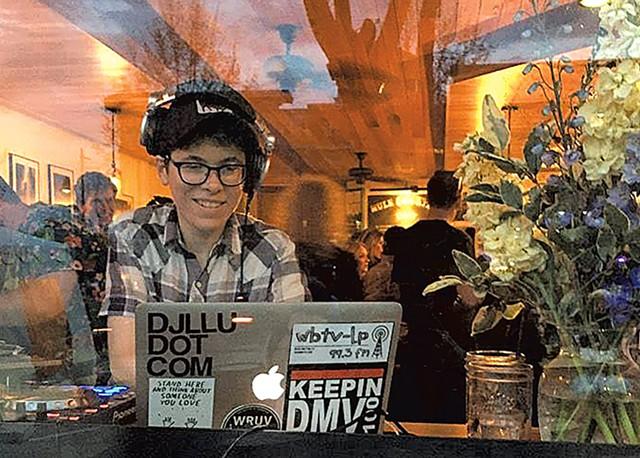 DJ LLu - COURTESY OF KATE VAN WAGNER