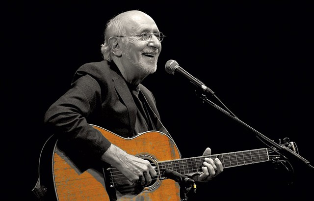 Peter Yarrow - COURTESY PHOTO