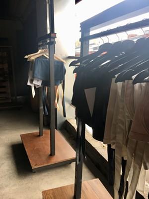 Tove Ohlander's maker skirts. - SADIE WILLIAMS