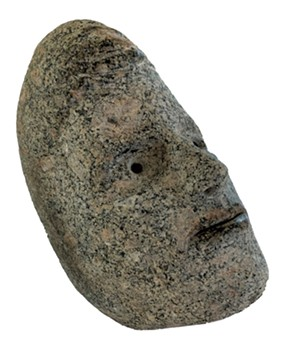 """Gentle Stone"" by Joseph Wheelwright - ARTWORK COURTESY OF HALL ART FOUNDATION"