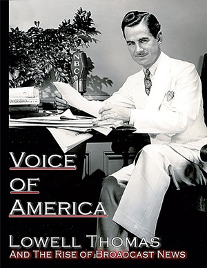 Voice of America movie poster - COURTESY OF RICK MOULTON