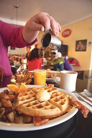 Maple City Diner - MATTHEW THORSEN