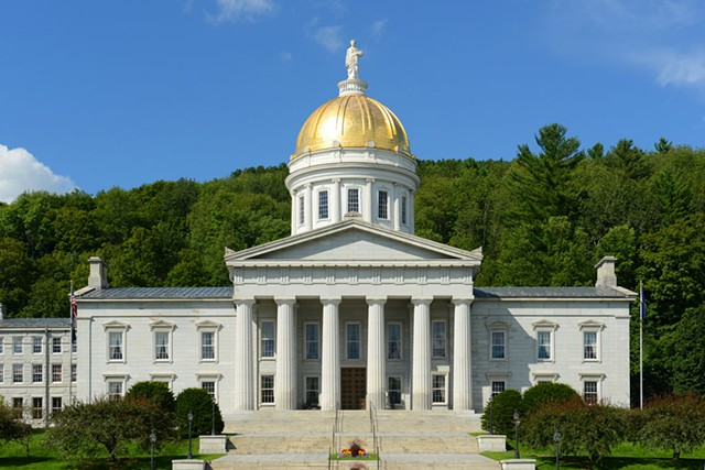 Vermont Statehouse - WANGKUN JIA|DREAMSTIME.COM