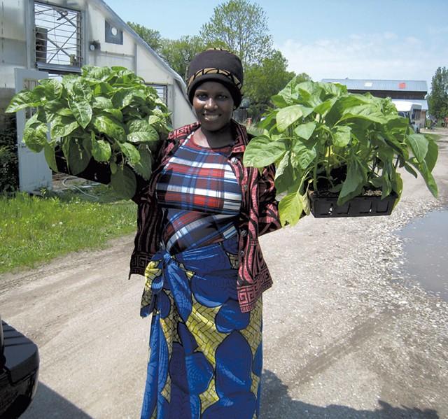 Janine Ndagijimana - KYMELYA SARI