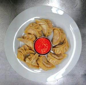 Momo dumplings - MATTHEW THORSEN