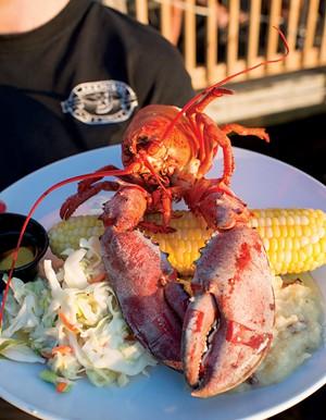 Lobster - CALEB KENNA