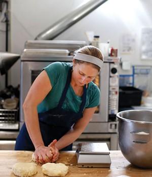 Making pies - SARAH PRIESTAP