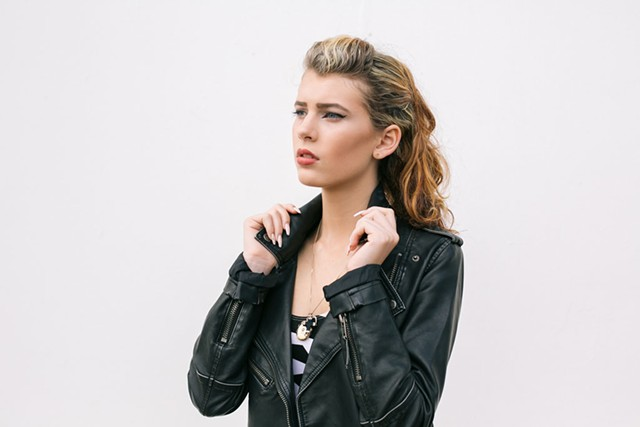 Sasha Berliner - COURTESY PHOTO