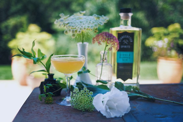 Seasonal gin sippers from Stonecutter Spirits - COURTESY OF STONECUTTER SPIRITS