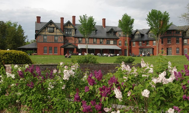 The Inn at Shelburne Farms - FILE: STEPHEN MEASE