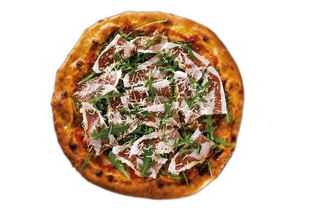 Sicilian style pizza - COURTESY OF DREAMSTIME