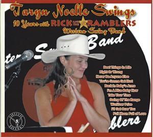 Rick and the All-Star Ramblers, Taryn Noelle Swings