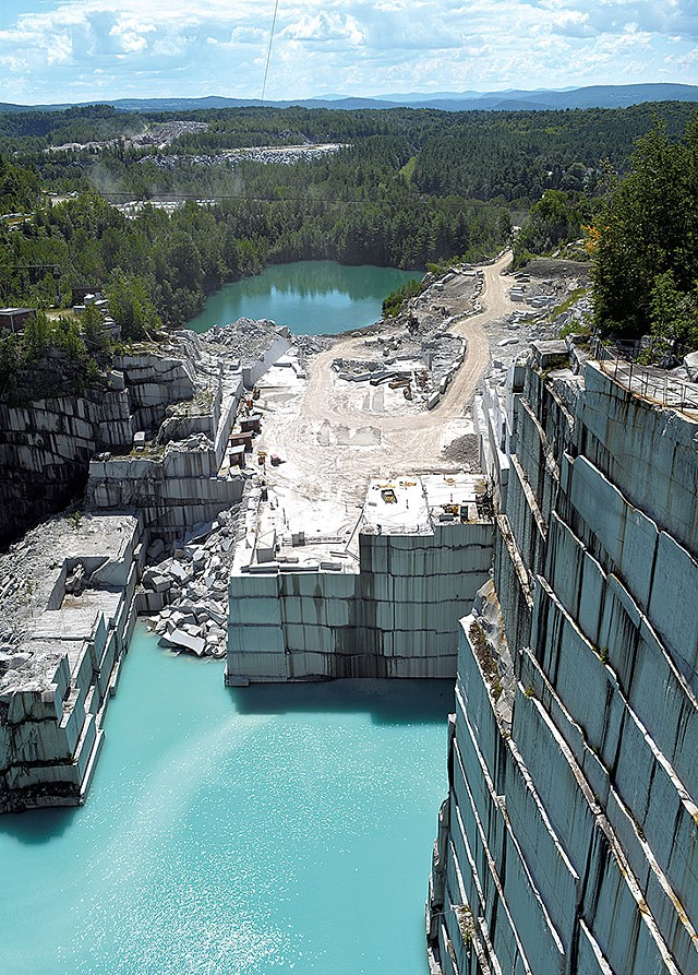 Rock of Ages quarry - COURTESY OF ROCK OF AGES
