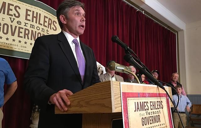 James Ehlers - JOHN WALTERS