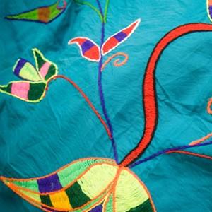 Somali Bantu embroidery - COURTESY OF NED CASTLE