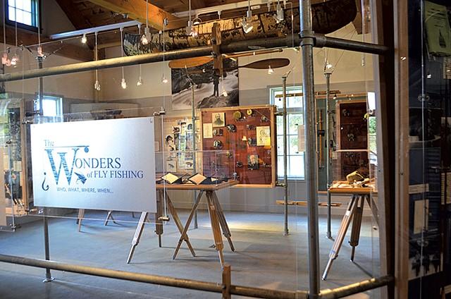 American Museum of Fly Fishing - KATIE JICKLING