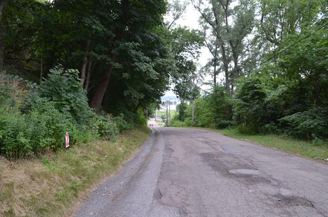 Property on Depot Street - SASHA GOLDSTEIN