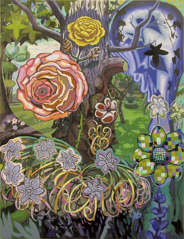 """""""Early Spring"""" - COURTESY OF BIGTOWN GALLERY"""
