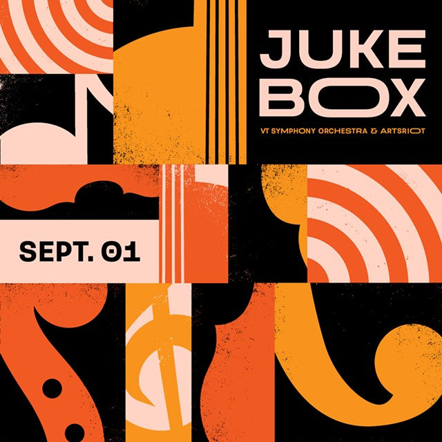 Jukebox starts its third season September 1 at ArtsRiot - COURTESY OF ELLEN VOORHEIS