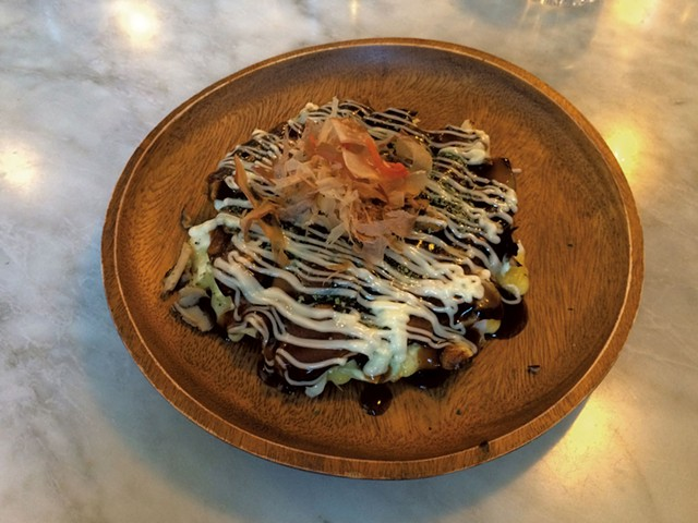 Okonomiyaki - MOLLY ZAPP