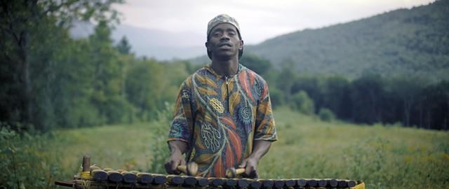 Ousmane Camara - COURTESY OF JESSE ROSENFIELD